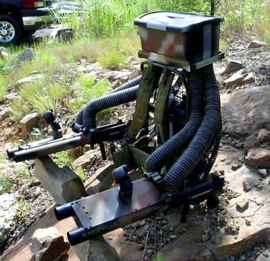 оружие терминатора в пейнтболе