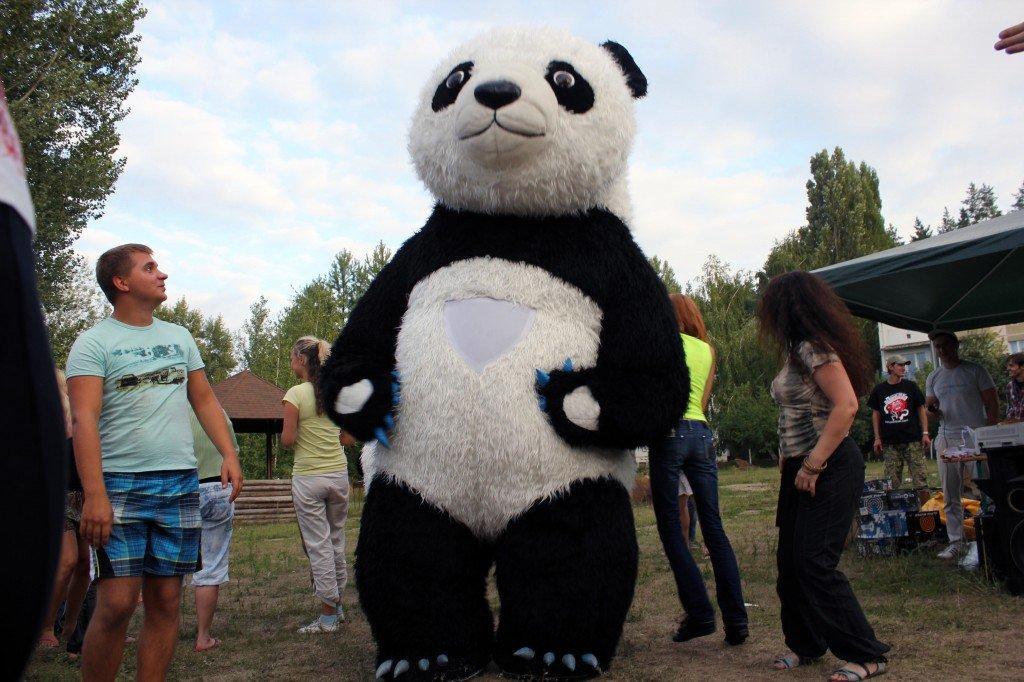 Панда на День рождения в Харькове