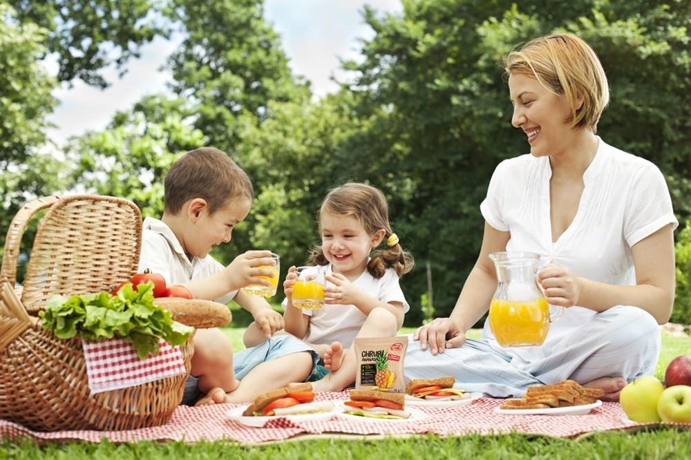 Пикник на день рождения в Харькове