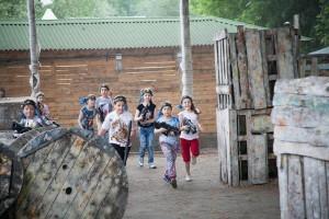 Пейнтбол, лазертаг, квест в Харькове. Для детей, для школьников, для классов.
