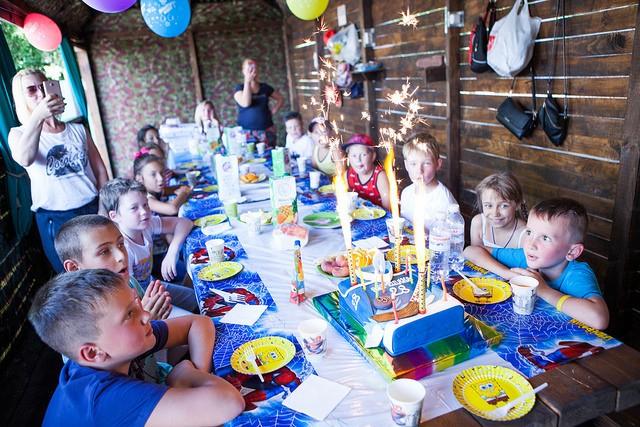 Детский день рождения в Харькове. День рождения для ребёнка в Харькове. Квест в Харькове