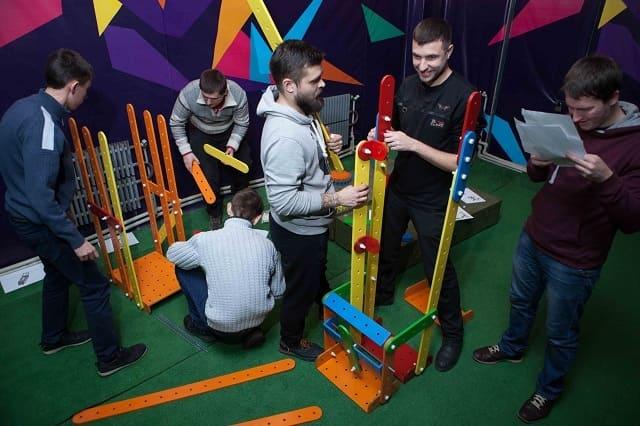 Тимбилдинг - конструктор в Харькове