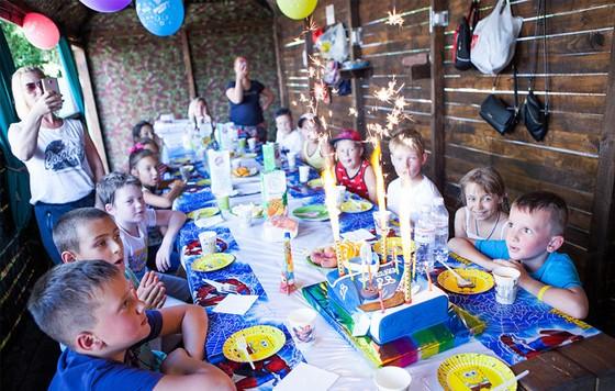 Полезная информация при заказе «Дня рождения» в Харькове