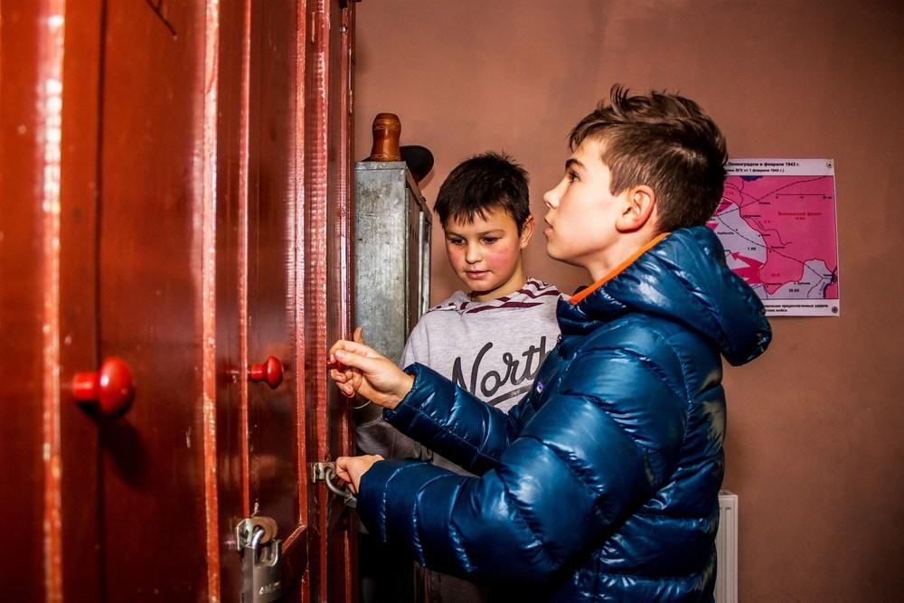 Квест комната в Харькове