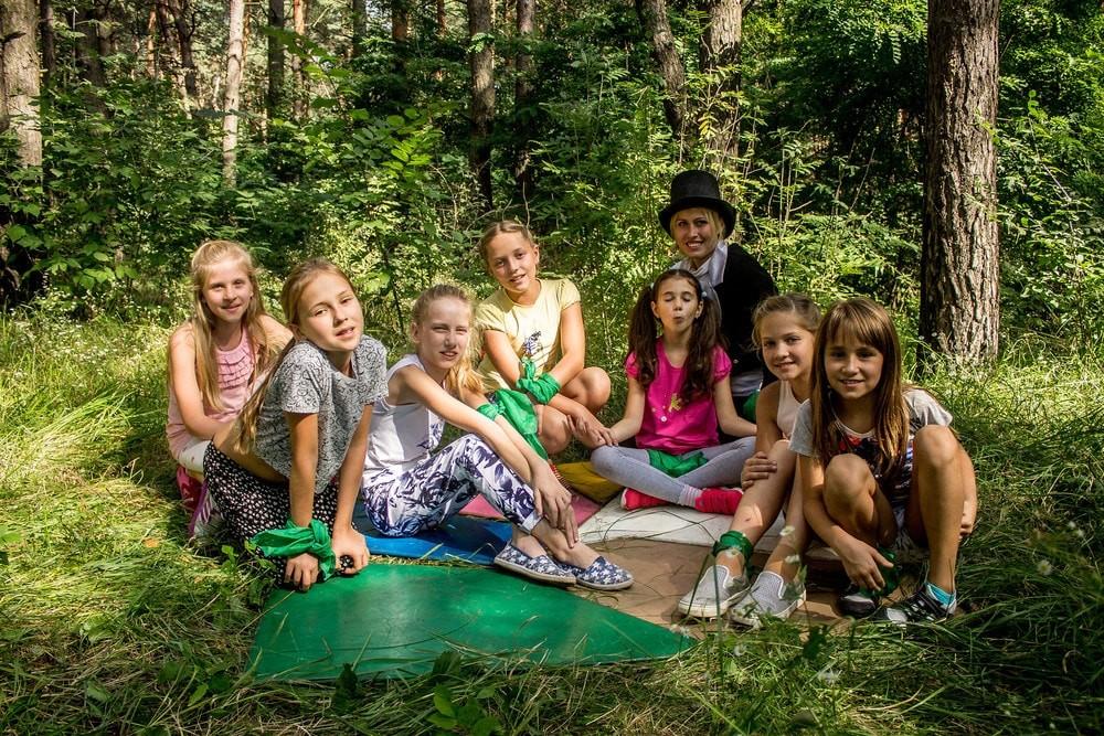 Игры на детский праздник в Харькове от ПК Экстремал