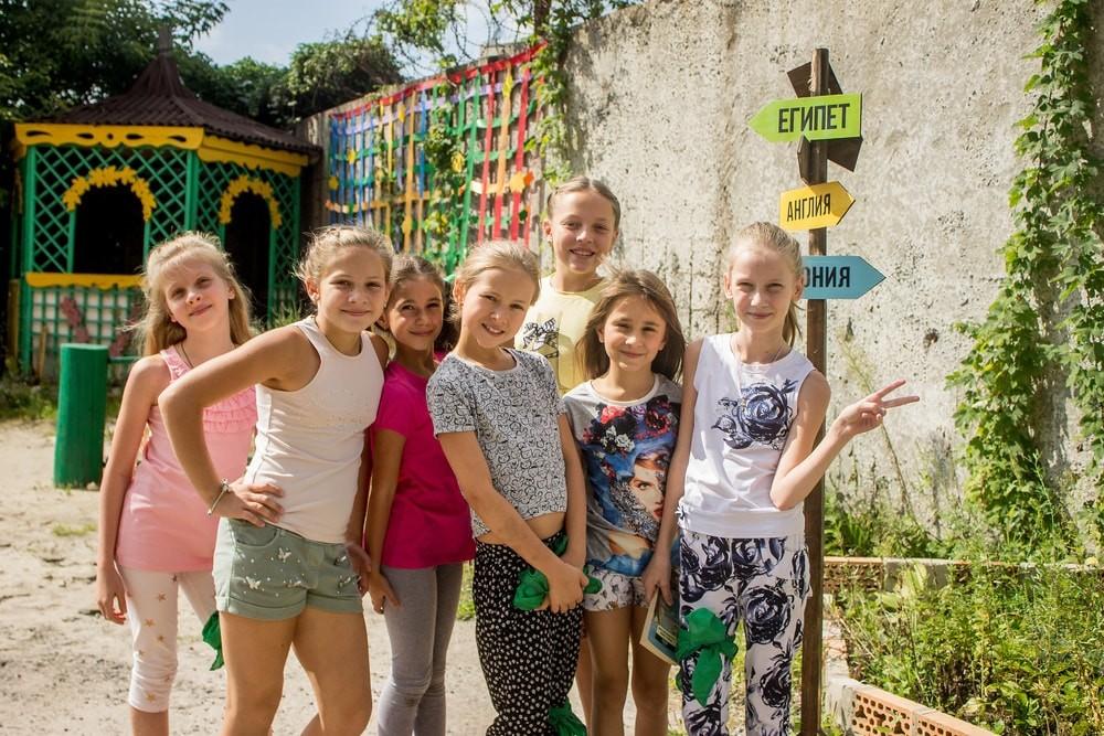 шпионские квесты на детский праздник в Харькове