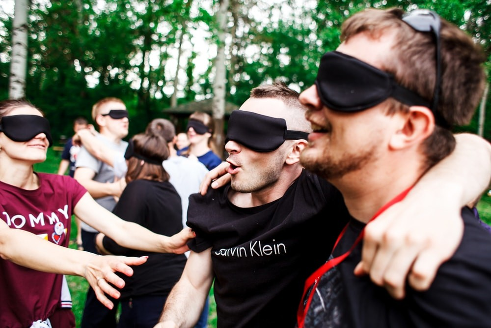Творческий тимбилдинг в Харькове от ПК Экстремал