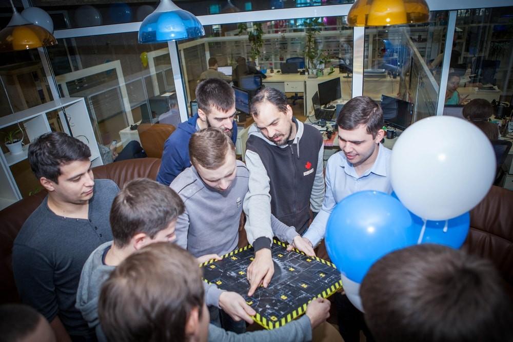 Квест «Миссия невыполнима» в Харькове
