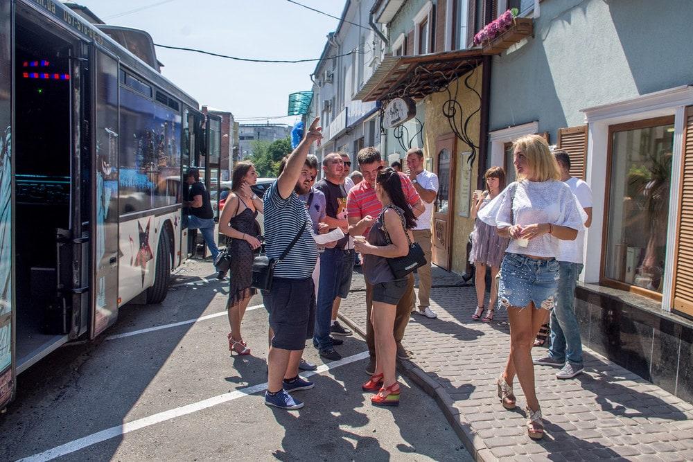 Квест по историческим местам города Харьков