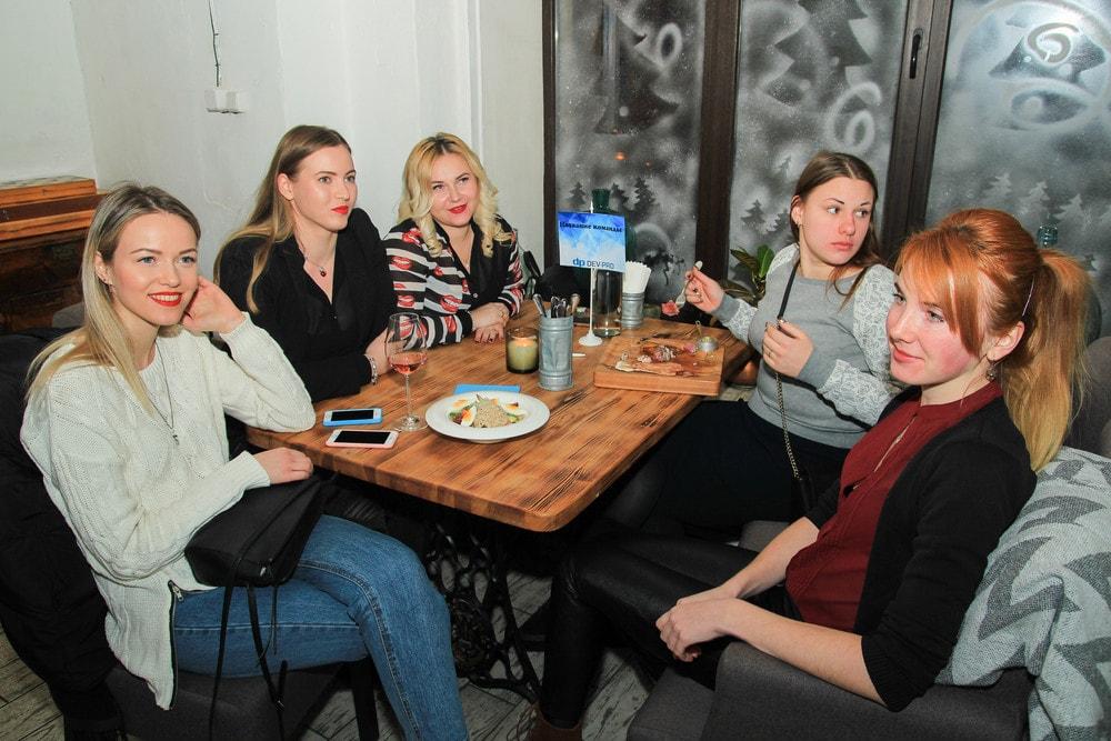 Квиз в ресторане Харькова от ПК Extremal
