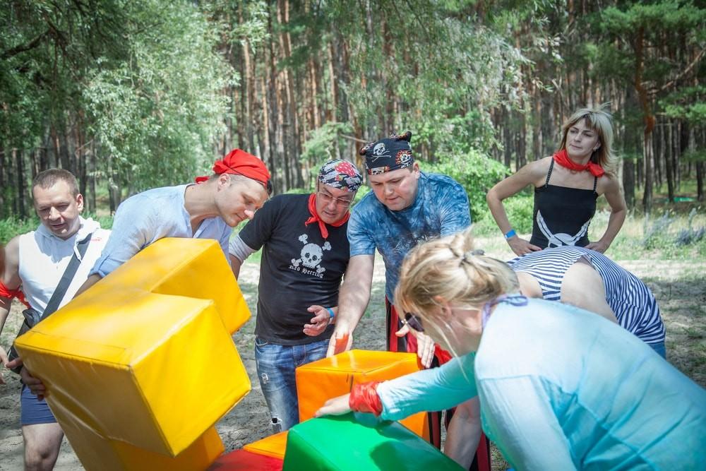 Квест «Пираты» в Харькове
