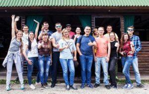 Аренда беседки в зоне отдыха от ПК Экстремал в Харькове