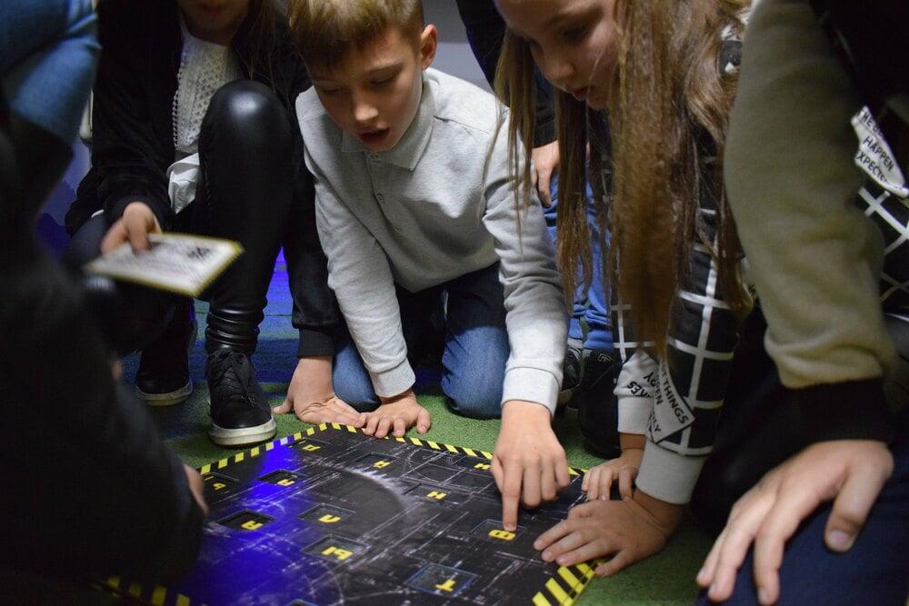Квест Миссия невыполнима по скидке в Харькове
