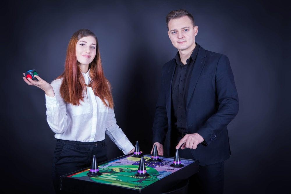 Настольная игра Колпак ведьмы в Харькове
