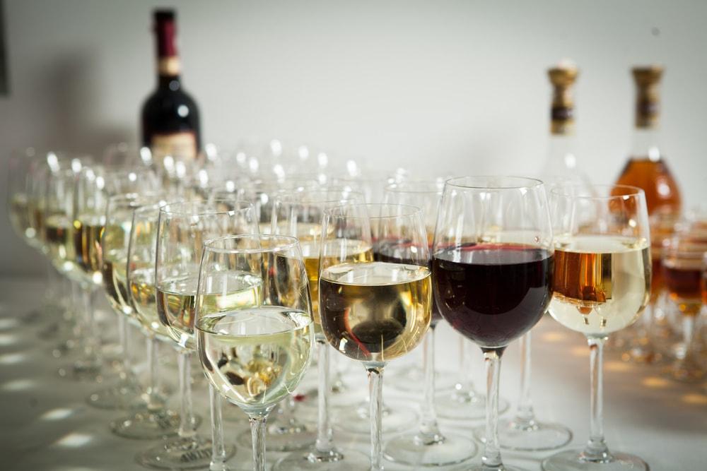 алкоголь на кейтеринг