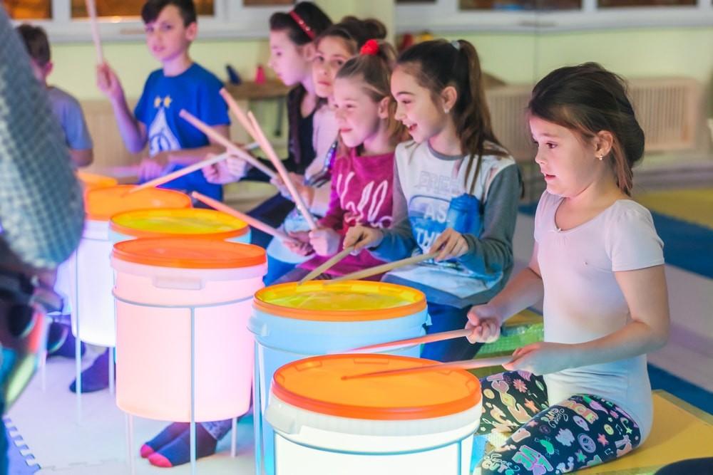 Творческий тимбилдинг для школьников